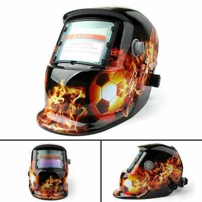 Solar Auto Darkening Welding Helmet Tig Mig Welder Lens Grinding Mask 43 Usa