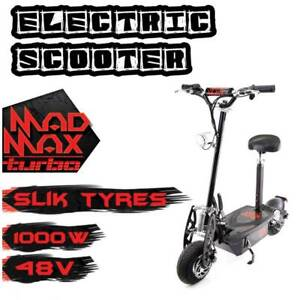Electric Scooter All Terrain 1000W 48v Turbo | Other