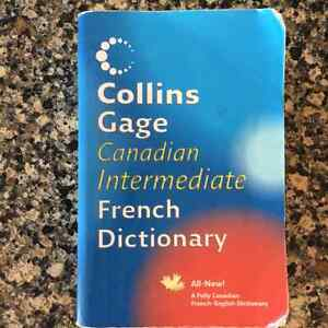 Collins French Dictionary London Ontario image 1