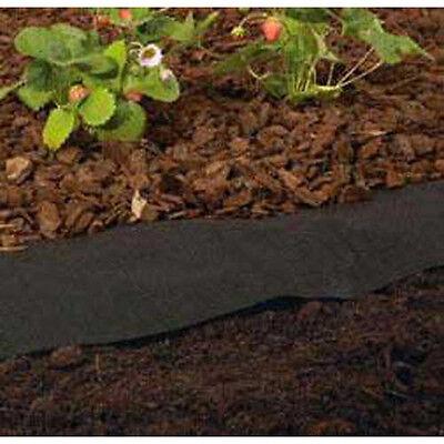Unkraut Vlies 8 m lang aus Polypropylen, Unkraut Garten Vlies, wasserdurchlässig