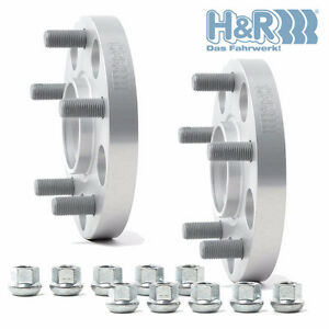 H&R 3065673 Wheel Spacers 15mm for Mitsubishi