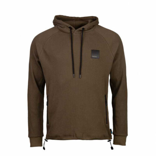 NEW 2021 Nash Tackle LIGHTWEIGHT HOODY - ZIPPED POCKET - ALL SIZES