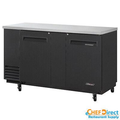Turbo Air Tbb-3sb-n6 69 Double Solid Door Back Bar Cooler
