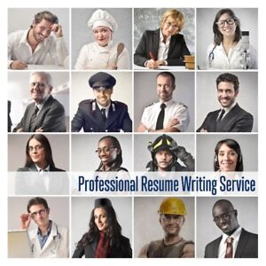 Professional Resume Writing Services by a HR Professional