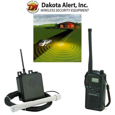 DAKOTA ALERT MAPS HT KIT MURS LONG RANGE DRIVEWAY ALARM SECURITY VEHICLE - Murs Ht Kit Kit