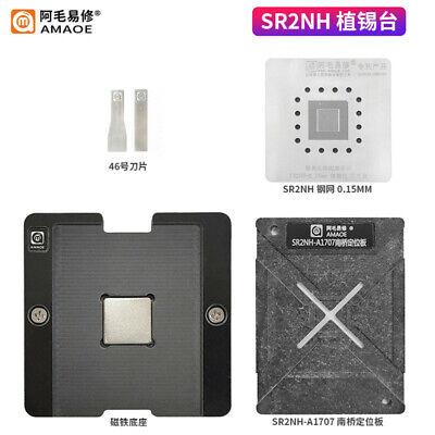 Amaoe Bga Chip Steel Mesh Sr2nh For The South Bridge Of Mac Notebook A1707