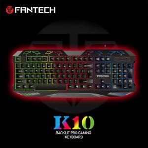 FANTECH PRO-GAMING KEYBOARD K10-HUNTER