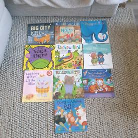 10 large children's books