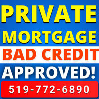 Private Lender - 1st Mortgage / 2nd Mortgage / Home Equity