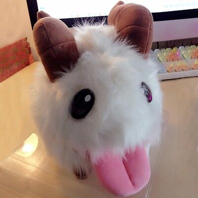 League of Legends LOL Limited Poro Gooney Soft Plush Stuffed Toy