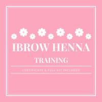 ✨BROW HENNA CERTIFICATION!✨INCLUDES FULL KIT FOR 280 CLIENTS!!!✨