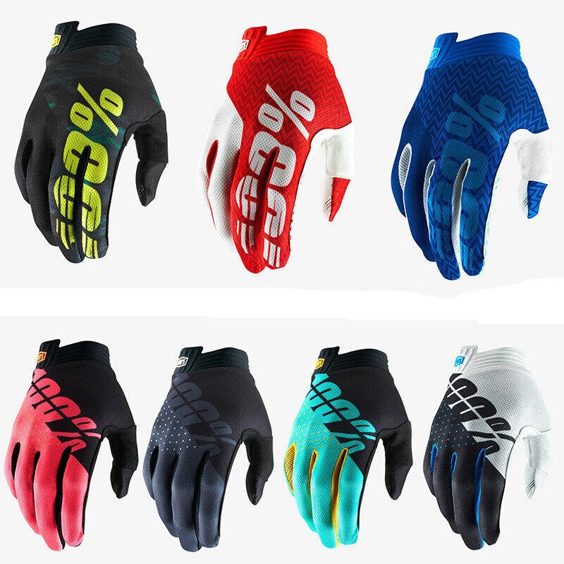 New 100% 20192 Cycling Motorcycle Riding Racing Motoroad Bike Bicycle Gloves