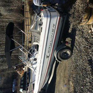 19' trophy fishing boat