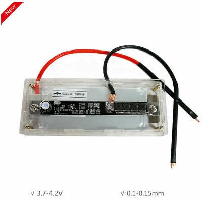 Portable Mini Spot Welder Diy Nickel Strip Connector 18650 Batteries Spot Welder