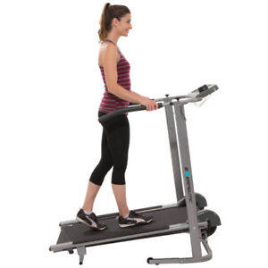 Brand New - Never Used - Exerpeutic Manual Treadmill