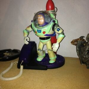 Rare Buzz Lightyear Phone