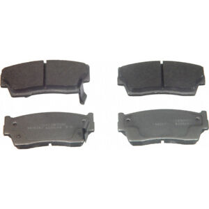ABSCO CS182FW PREMIUM BRAKE PADS (Box 3) D418