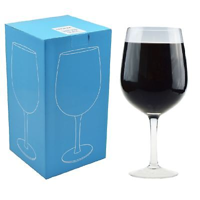 Giant Wine Glass Party Cocktail Glasses Holds Whole Bottle Red White Wine 750ml - Wine Glass Party