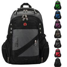 SwissGear Men 15.6 Laptop Notebook Backpack Outdoor Travel School Shoulder Bag