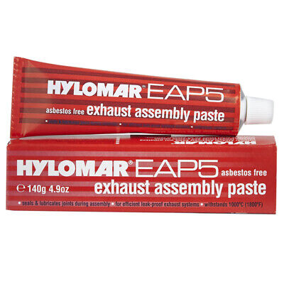 Hylomar EAP5 Exhaust Assembly Paste Asbestos Free - 140g Tube - Free Postage