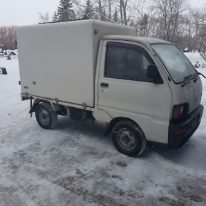 reefer freezer mini truck -7c safety 4wd  cheap on fuel
