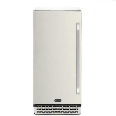 Whynter Stainless Steel 3.2 cu. ft. Indoor / Outdoor Beverage Refrigerator