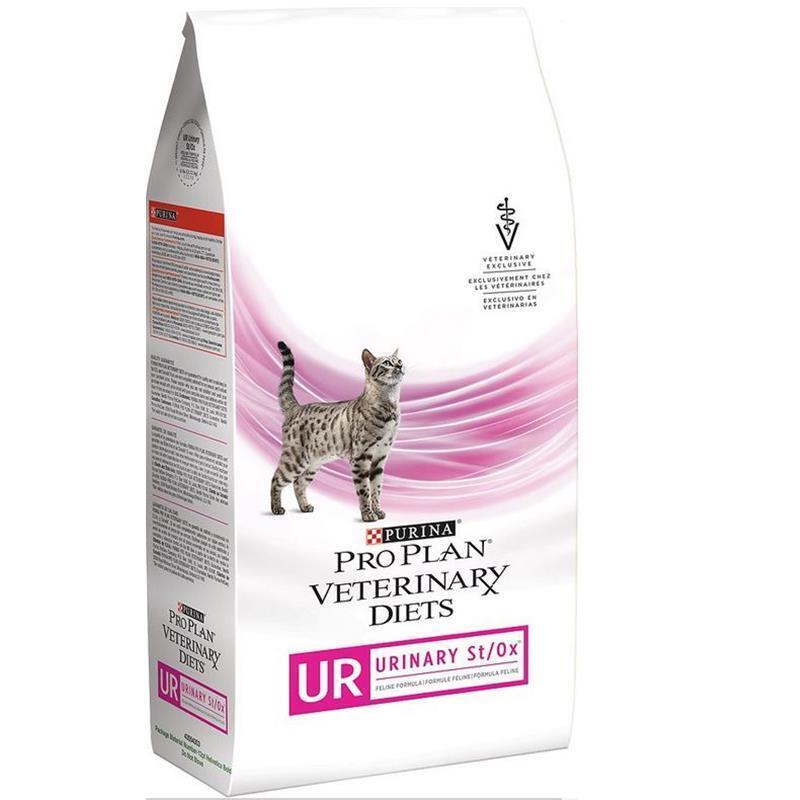 Purina UR Urinary St/Ox FELINE Formula - Dry, 6 lbs