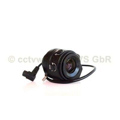 Objektiv 4mm Vario-Focal.Auto-Iris für Videoüberwachung Video Auto Iris