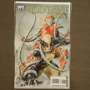 Wolverine Origins #39: First appearance of Romulus