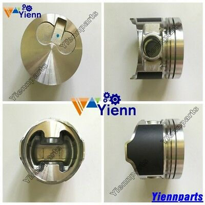 3YM30 piston kit w/ ring set for Yanmar marine boat diesel engine repair parts