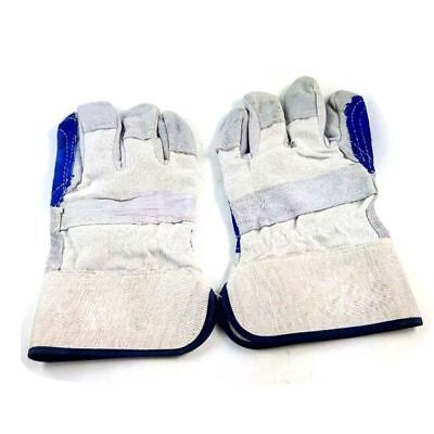 One Pair Leather Electric Gas Welding Welder Protective Gloves S1