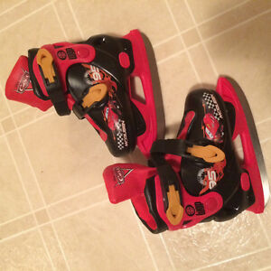 Kids Disney Princess & Disney Cars skates