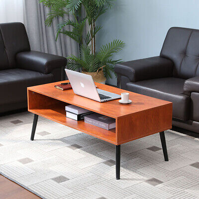 Home Office Furniture Desk Computer Laptop Table Wood Workstation Study Rustic