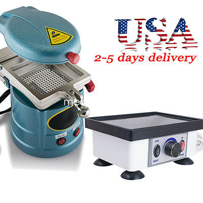 110v220v Dental Vacuum Forming Molding Machine 120w Vibrator Model Oscillator