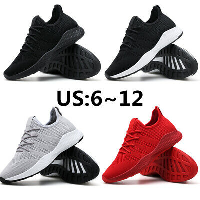 Men's Fashion Running Breathable Shoes Sports Casual Walking Athletic (Sports)