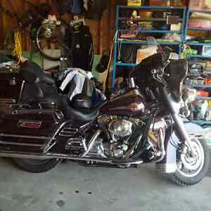 2005 Ultra Classic Electra Glide Kitchener / Waterloo Kitchener Area image 6