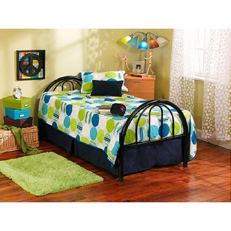 twin size bed frame boys girls kids