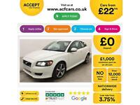 Volvo C30 1.8 R-Design SE Sport FINANCE OFFER FROM £22 PER WEEK!