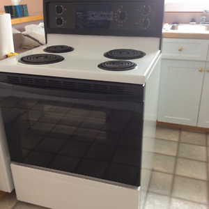 30 inch Electric stove.