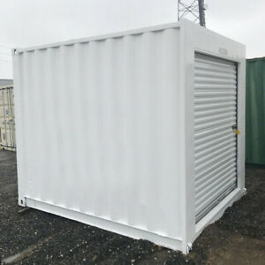 10FT SHIPPING CONTAINERS FOR SALE (NEW & USED)