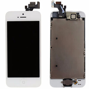 iPhone 5/5s/5c screen replacement: $79.99