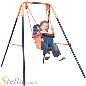 how to make a toddler swing frame