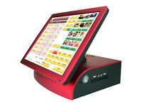 "15"" All in one Touch EPOS System suitable for Restaurant,Takeaway, Nightclub, Bar, Cafe , Retail pub"