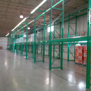 Master Rack Pallet Racking - Clear-Out Priced!!
