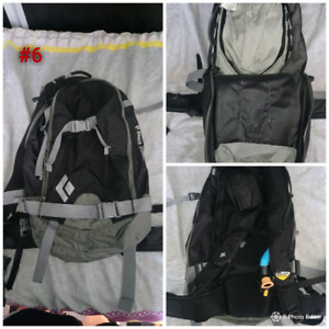 HIKING BACKPACKS FOR SALE!!