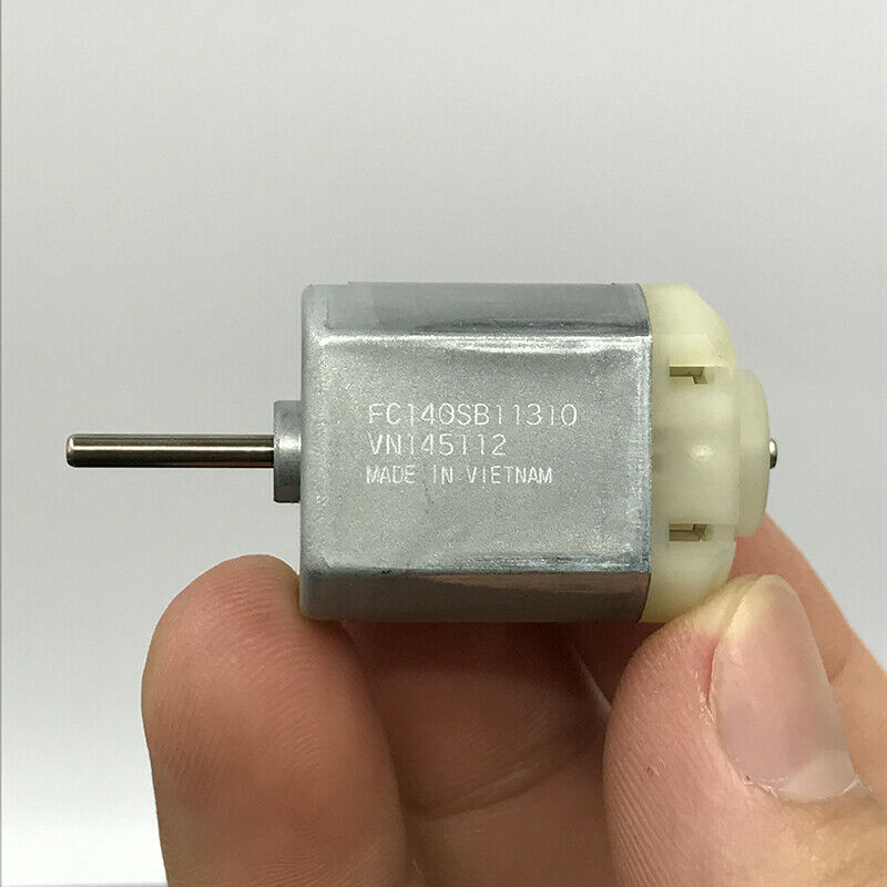 MABUCHI FC-140SB-11310 DC12V Car Door Lock Actuator Rearview Mirror Repair Motor
