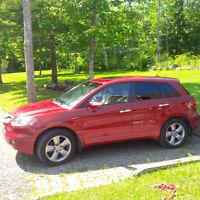 2007 Acura RDX Turbo SH-AWD