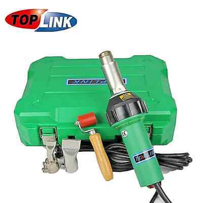 1600w Pvc Tpo Roofing Membrane Hot Air Welding Torch Heat Gun For Tpo Roofing