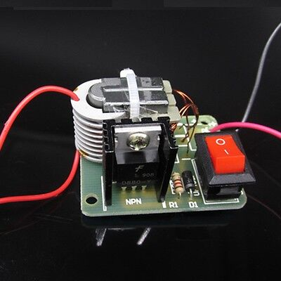 15kv High Voltage Inverter Generator Spark Arc Ignition Coil Module Diy Kit L