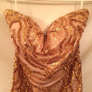 Gorgeous Sequin Gown